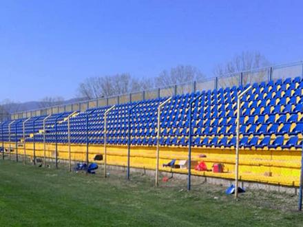 Postavljena sedišta na zapadnoj tribini, ali to nije sve FOTO: FK Dinamo/B. Spasić