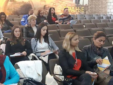 Sa skupa u Vranju. Foto: vranje.org.rs