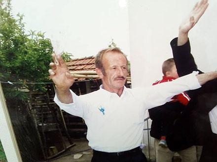 Pokojni Milovan MItić. Foto: S.Tasić/OK Radio