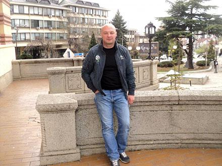 Dejan Ivanović. Foto: S.Tasić/OK Radio