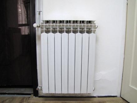 Radijatori topli još sutra. Foto: D.Ristić/OK Radio