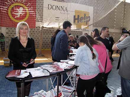 Sa ranijih sajmova. Foto: S.Tasić/OK Radio