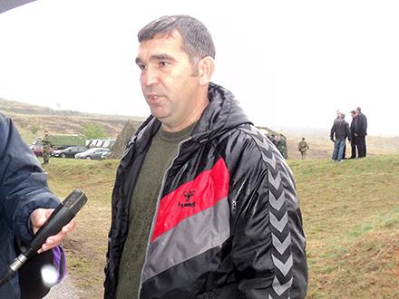 Ivan Lazić 20 godina kasnije u Reljanu. Foto: S.Tasić/OK Radio