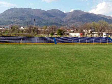 Taze renovirani stadion