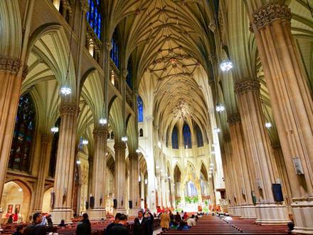 Katedrala Svetog Patrika u Nju Jorku FOTO: Wikipedia