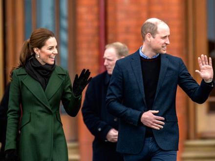 Vojvotkinja i vojvoda od Kembridža FOTO: EPA-EFE