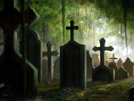 Meštani se pobunili: Ko na groblju gleda TV? FOTO: ilustracija