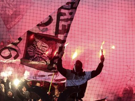 PAOK proslavio treću titulu prvaka Grčke FOTO: AP