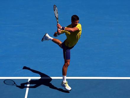 Novak Đoković ponovo je uvećao prednost FOTO: Getty Images