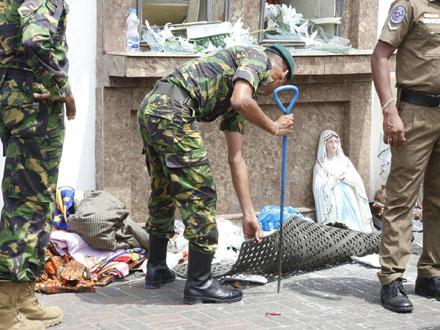 Pretnja terorista i dalje postoji FOTO: EPA