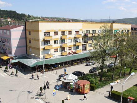 Dan žalosti zbog tragične smrti pet žitelja ove opštine FOTO: kursumlija.org