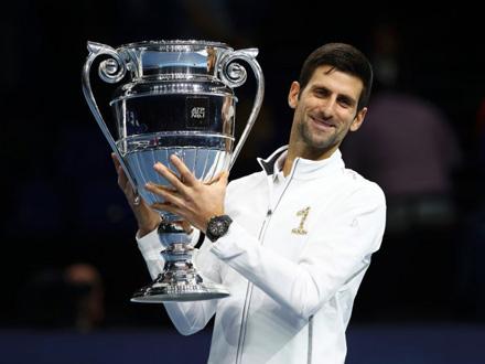 Novak Đoković blizu rekorda FOTO: Getty Images