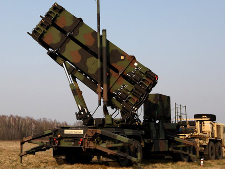 Američki protivraketni sistem Patriot FOTO: Getty Images