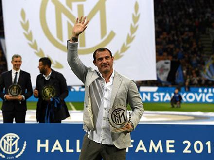 Stanković je nastupao za Inter od 2004. do 2013. FOTO FC Inter
