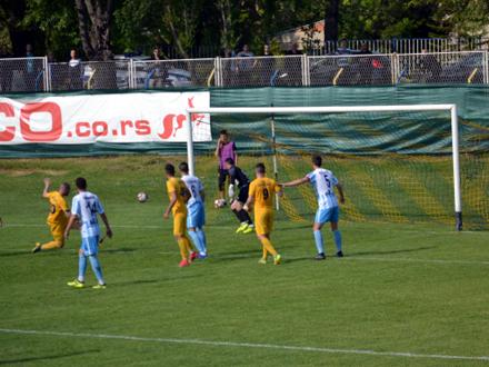 Dostavljen protokol utakmice kao dokaz FOTO: G. Mitić/OK Radio