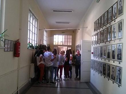 Gimnaija očekuje posetioce. Foto: S.Tasić/OK Radio