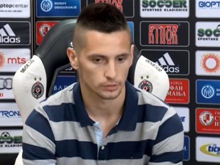 Svaki trofej Partizanu mnogo znači FOTO: YouTube/FK Partizan