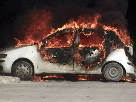 Pobegao sa slave, ostavio auto FOTO: Free Images/ilustracija