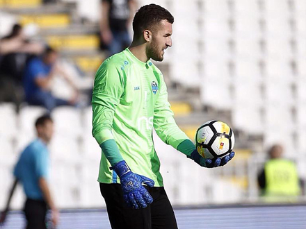 Priznanje za dobre partije: Nikola Vasiljević FOTO: FK Radnik