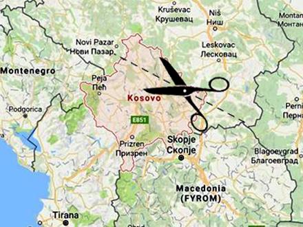 Beograd ne kontroliše jug, a Priština sever FOTO: OK Radio
