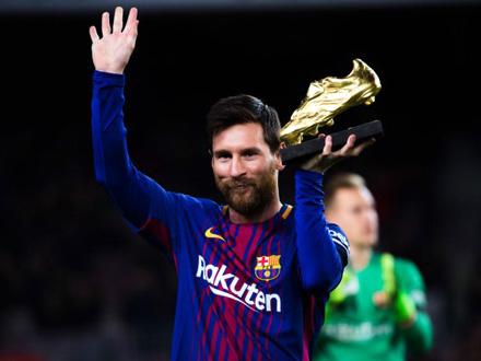 Predvodio Barselonu do titule FOTO: Getty Images