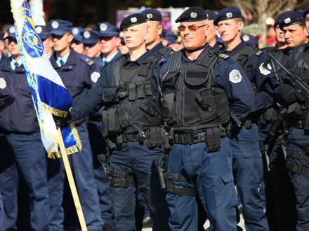 Među uhapšenima i pripadnici kosovske policije FOTO: kosovopolice.com