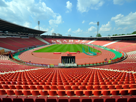 Vatrogasci sprečili veću štetu FOTO: FK Crvena zvezda