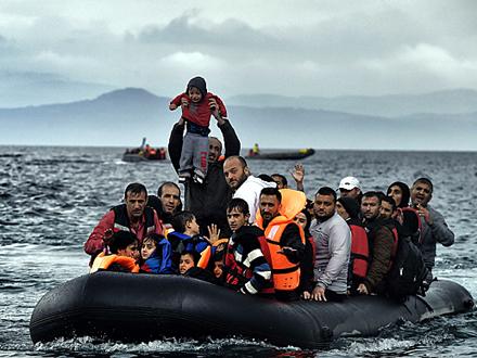 Broj brodoloma će se dramatično povećati FOTO: AFP