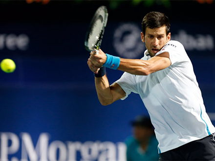 Novak brani tituku na Vimbldonu FOTO: Reuters