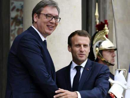 Francuska intenzivira svoje prisustvo na Balkanu FOTO: AFP