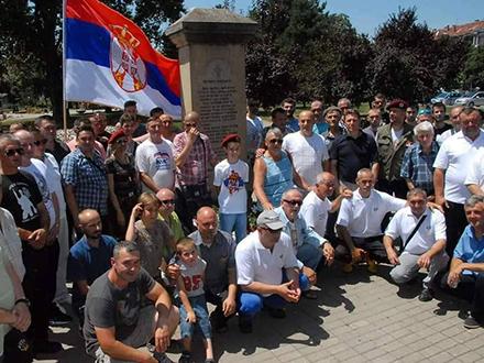 Prva parada ponosa u Čačku pre dve godine. Foto: Privatna arhiva