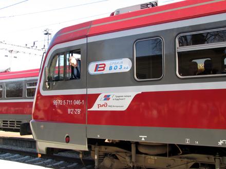 Odneto je i četrdesetak metara pruge FOTO: D.Ristič/OK Radio-ilustracija
