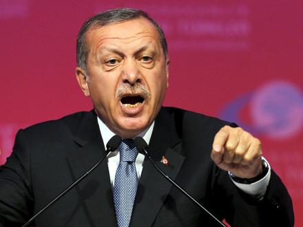Erdogan: To sam otvoreno rekao i Trampu FOTO: Reuters