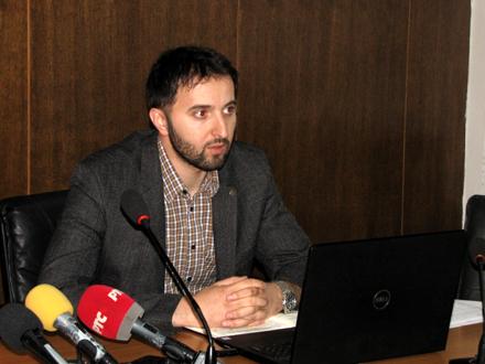 Kostić: Bolja naplata i prodaja zemljišta jačaju budžet FOTO: D. Ristić/OK Radio