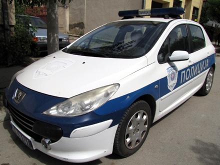Suvozač lakše povređen FOTO: D. Ristić/OK Radio