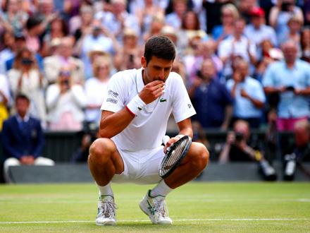 Zauvek će pamtiti finale Vimbldona FOTO: Getty Images