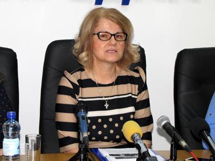 Dr Ljiljana Antić: rešeni smo da se domaćinski ponašamo FOTO: D. Ristić/OK Radio