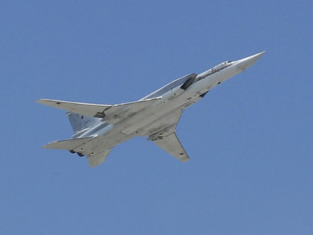 Ruski vojni avion FOTO: EPA-EFE/ilustracija