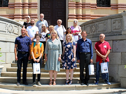 Zajednički snimak FOTO: vranje.org.rs