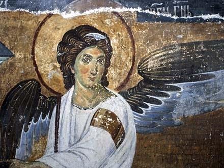 Arhangel Gavrilo je jedan od sedam velikih anđela FOTO: SPC