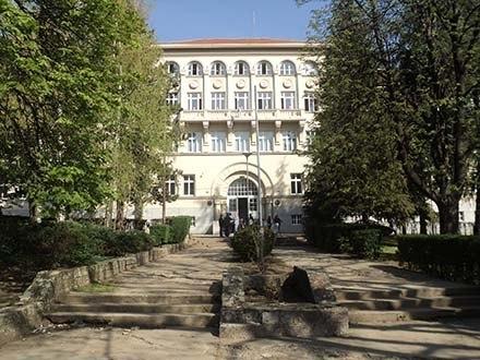 Gimnazija u Vranju. Foto: S.Tasić/OK Radio