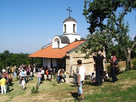 Manastir u Svetog Stefana. Foto: S.Tasić/OK Radio