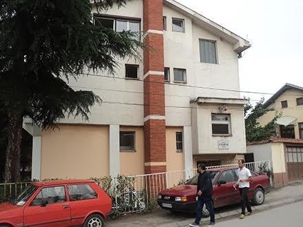Centar za socijalni rad Vranje. FOTO: S.Tasić/OK Radio