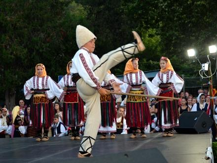 Festival folklora u okviru Dana karanfila. Foto: OK Radio