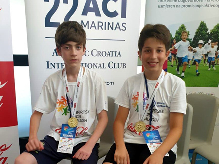 Najbolji u kategoriji dečaka rođenih 2004. godine FOTO: vranje.org.rs