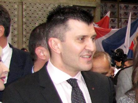 Ministar Zoran Đorđević. Foto: D.Ristić/OK Radio