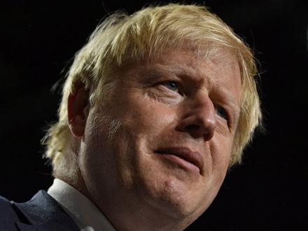 Premijer Velike Britanije Boris Džonson FOTO: EPA