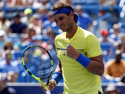 Nadal, drugi na ATP listi FOTO: AP