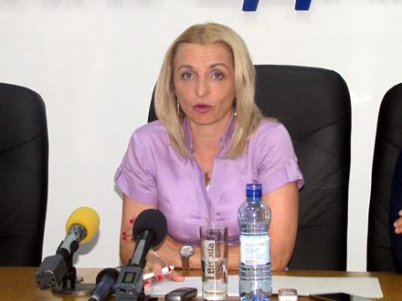 Zorica Jović: Nijedna škola neće biti zatvorena FOTO: D. Ristić/OK Radio