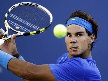 Nadal će u trećem kolu igrati protiv Hjeon Čunga FOTO: AFP